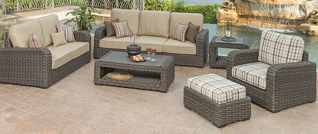 Outdoor by Design West Indies Outdoor Seating Collection