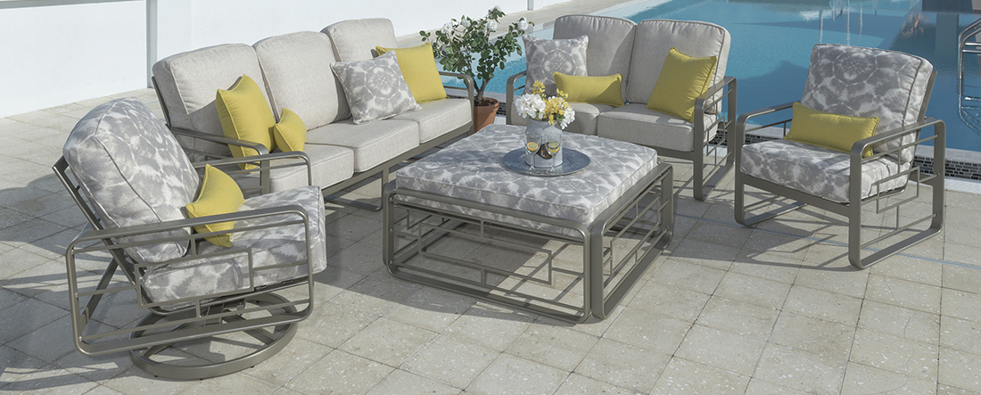 Outdoor by Design Metro Outdoor Seating Collection