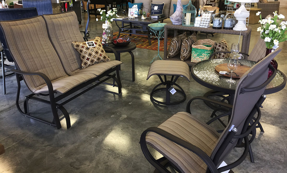 Homecrest Holly Hill Outdoor Seating Collection