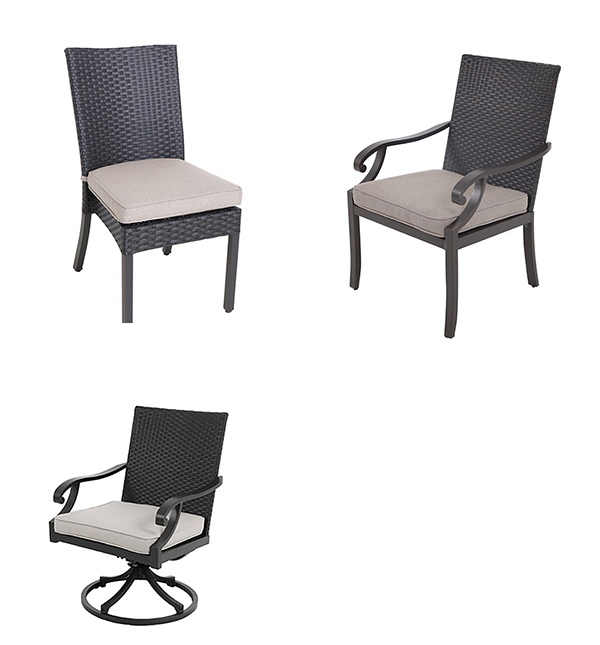 Portica by Sunvilla Somerset Patio Dining Chairs