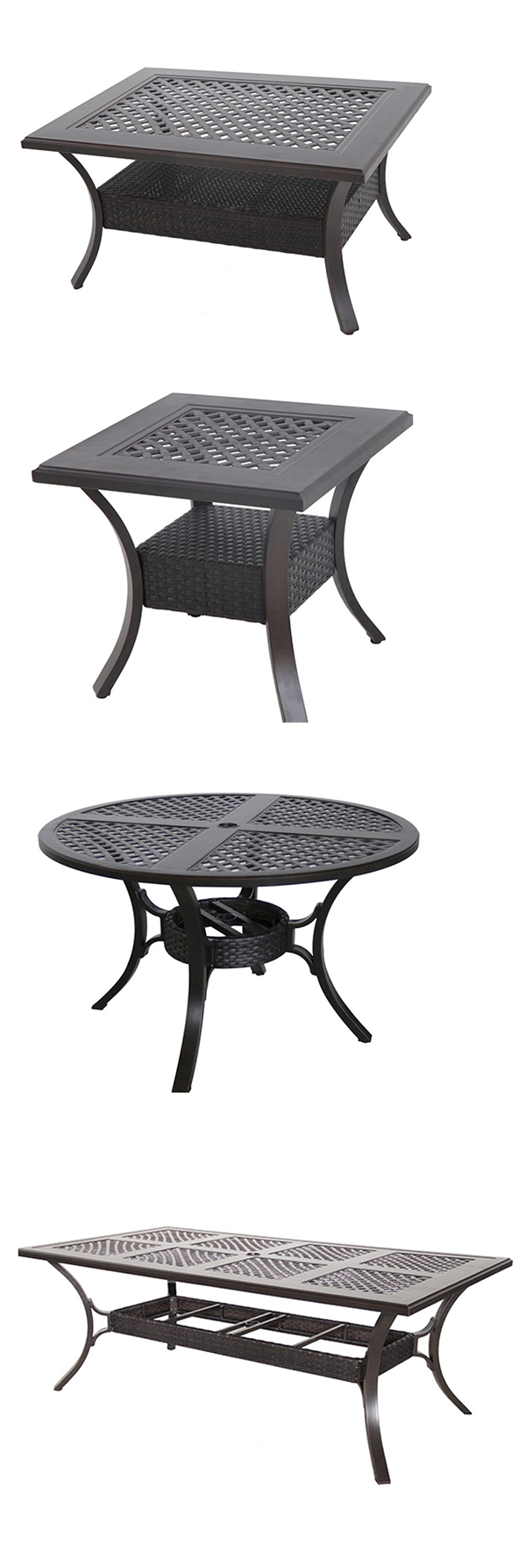 Portica by Sunvilla Collection Patio Table