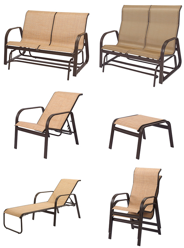 Windward Cabo Sling Patio Seating