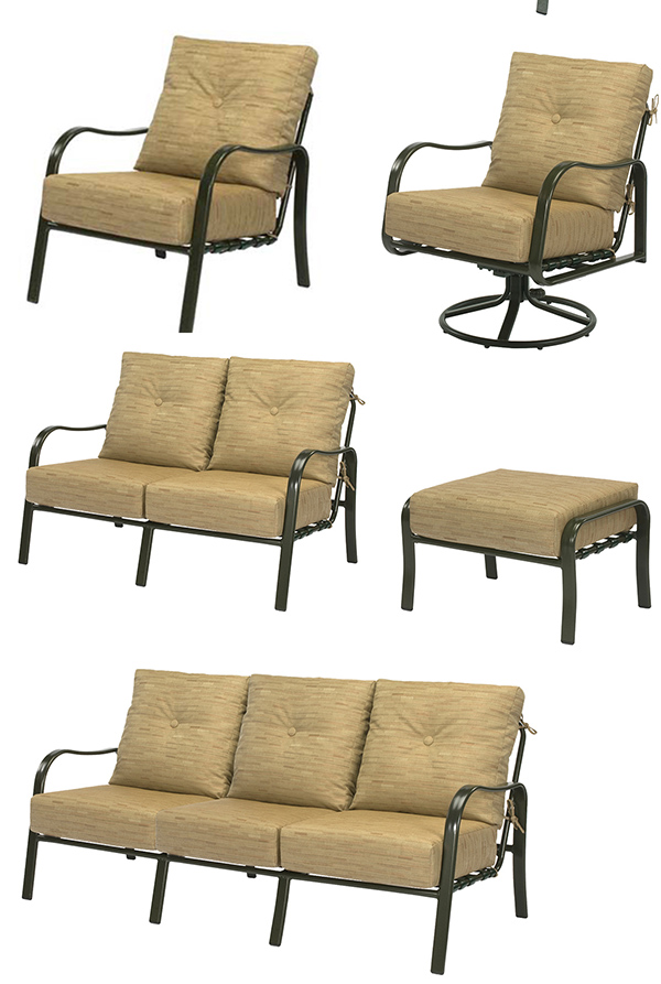 Windward Sonata Deep Outdoor Seating