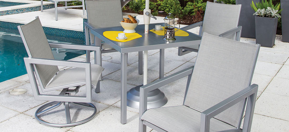 Windward Madrid Sling Patio Furniture