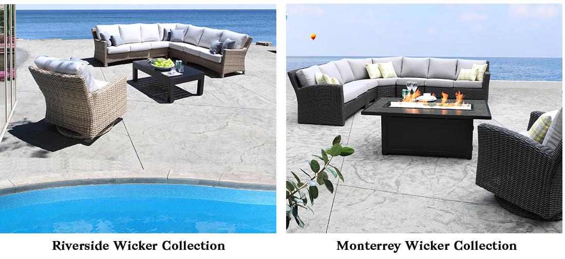 CabanaCoast Wicker Patio Furniture