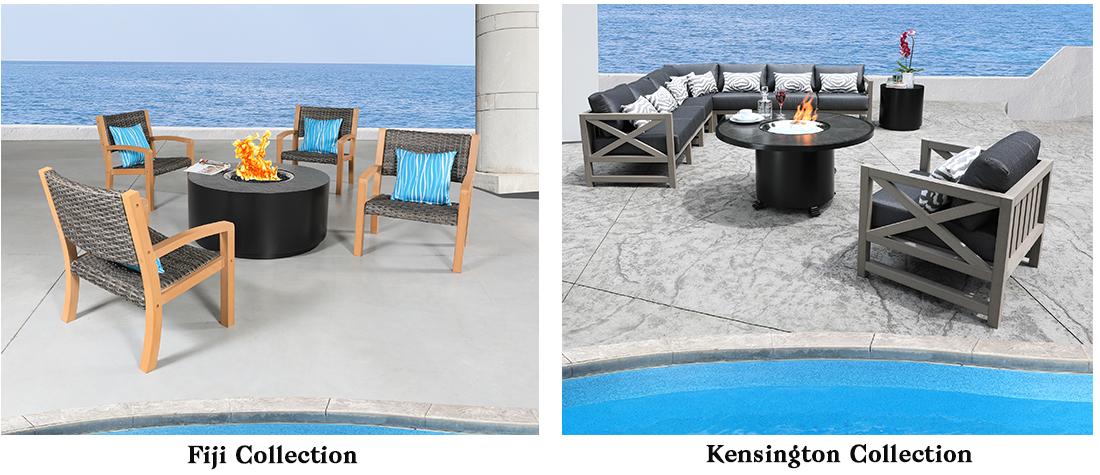 CabanaCoast SOL Teak  Patio Furniture