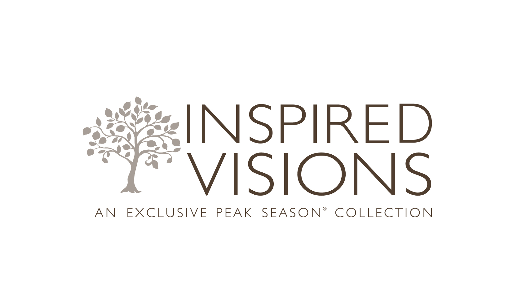 Inspired Visions by Peak Season Logo