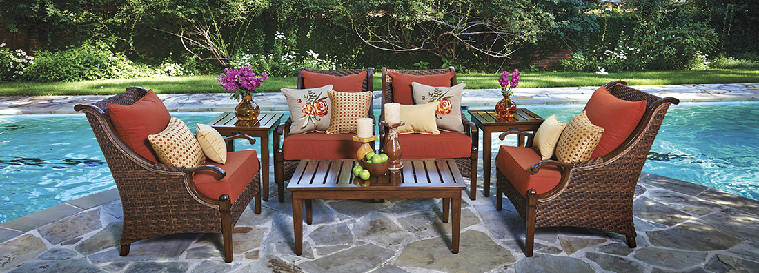 Inspired Visions Panama All Weather Wicker Patio Furniture