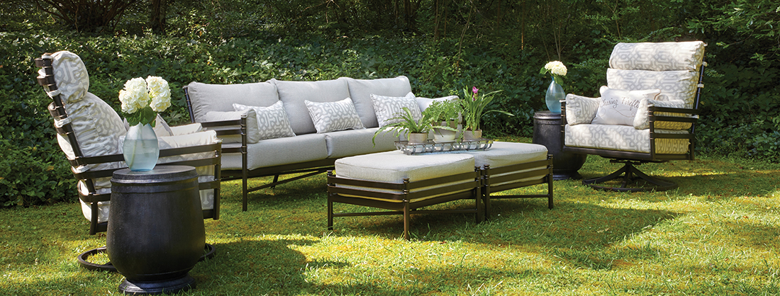 Inspired Visions by Peak Season Lancaster Outdoor Seating Collection