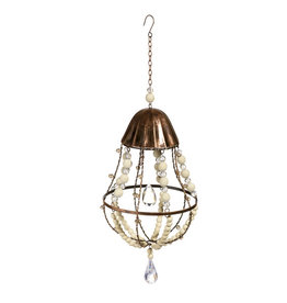 Beaded Light-up Hanging Decor with Remote