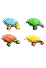Colorful Metallic Outdoor Turtle Décor