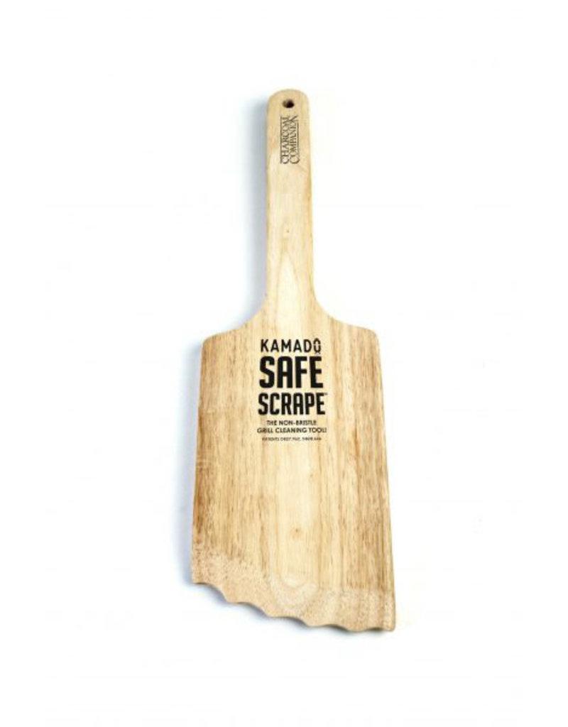 Charcoal Companion Kamado Safe-Scrape