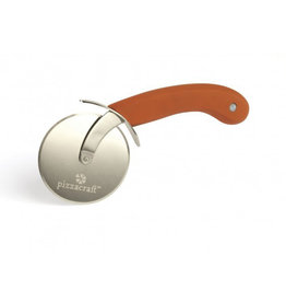 Pizzacraft PizzaCraft Soft Grip Handled Rolling Pizza Cutter