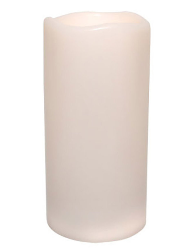 Inspired Visions Inspired Visions 8'' LED Candle with Remote - Battery