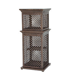 Inspired Visions Inspired Visions Orleans 3-Tier Pillar Lantern