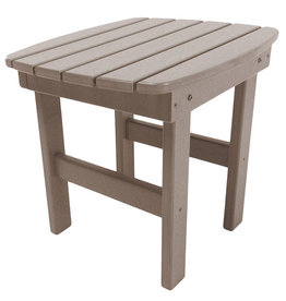 Pawleys Island Pawleys Island Side Table - Weatherwood