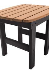 Pawleys Island Pawleys Island Side Table - Black and Cedar