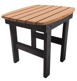 Pawleys Island Pawleys Island Side Table - Black and Cedar