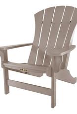 Pawleys Island Sunrise Adirondack Chair - Weatherwood