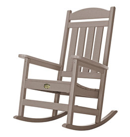 Pawleys Island Pawleys Island Sunrise Porch Rocker - Weatherwood