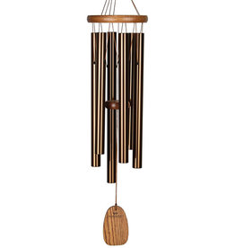 Woodstock Woodstock Amazing Grace Wind Chime - Medium Bronze
