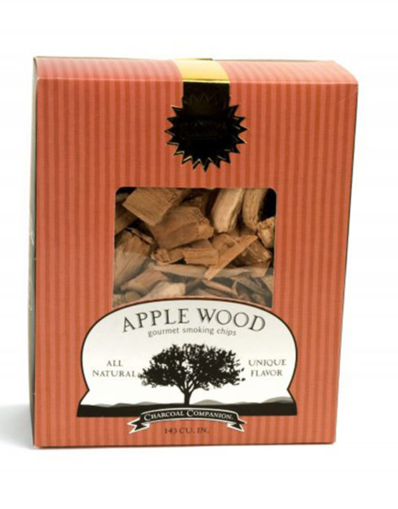 Charcoal Companion Charcoal Companion Apple Wood Gourmet Smoking Chips