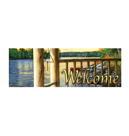 Lake Porch Signature Sign