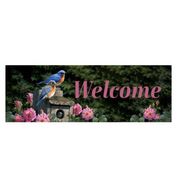 Bluebird House Signature Sign