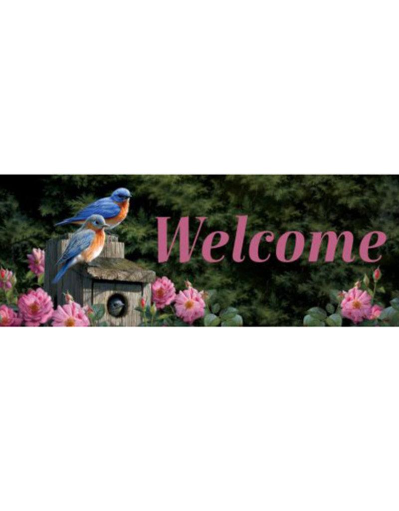 Bluebird House Signature Sign