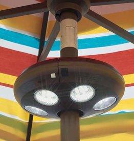 Treasure Garden Treasure Garden Vega Umbrella Light in Bronze