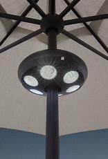 Treasure Garden Treasure Garden Vega Umbrella Light in Black