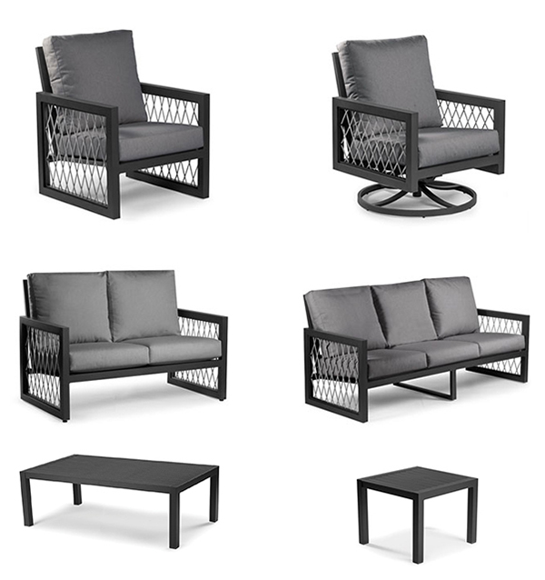 Eddie Bauer Outdoor Explorer Patio Furniture Collection