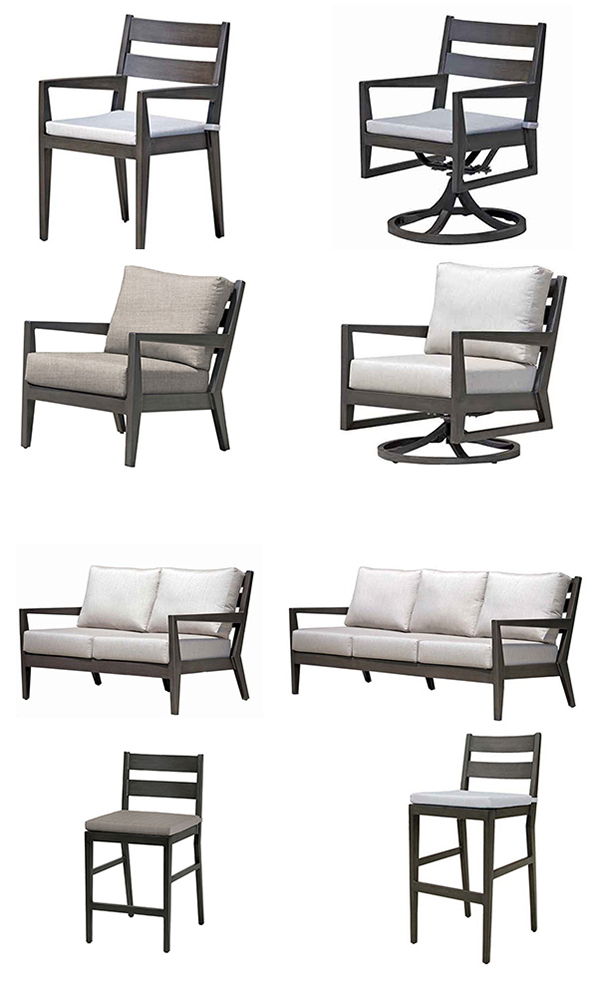 Ratana Lucia Outdoor Dining and Seating Collection