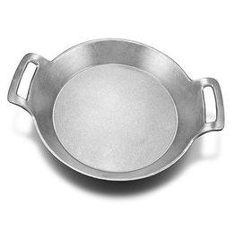 "Wilton Armetale Wilton Armetale Grillware Paella Pan 13"""