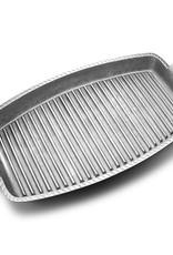 "Wilton Armetale Wilton Armetale Grillware Grill Pan 18.25"""