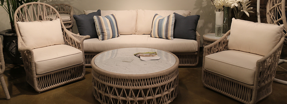 Sunset Dana Rope Patio Furniture Collection