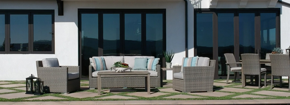 Sunset West Resin Wicker Majorca Patio Furniture Collection