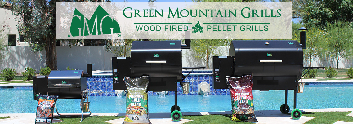Green Mountain Grills Pellet Grills