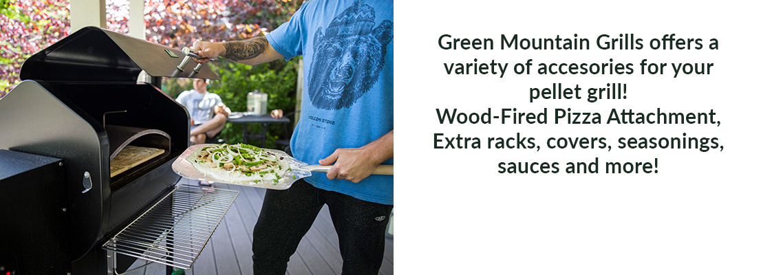 Green Mountain Grills Accessories