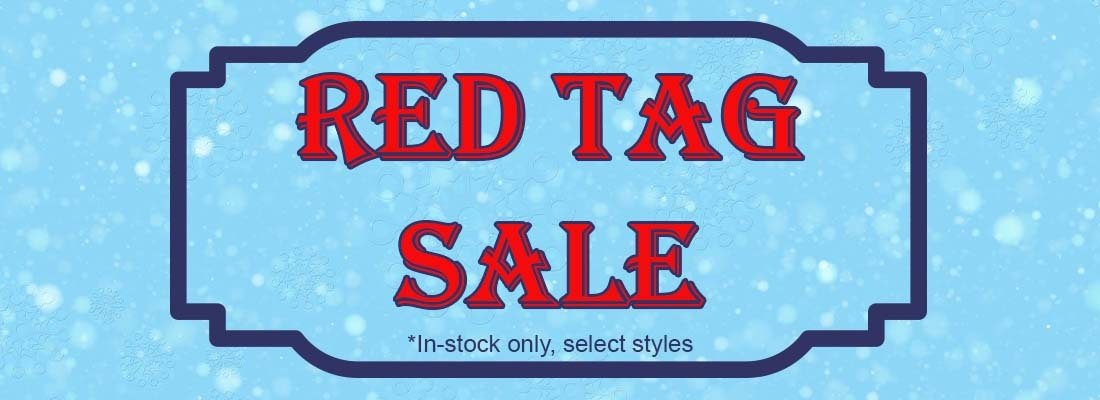 Winter Red Tag Sale! Garden Decor and more