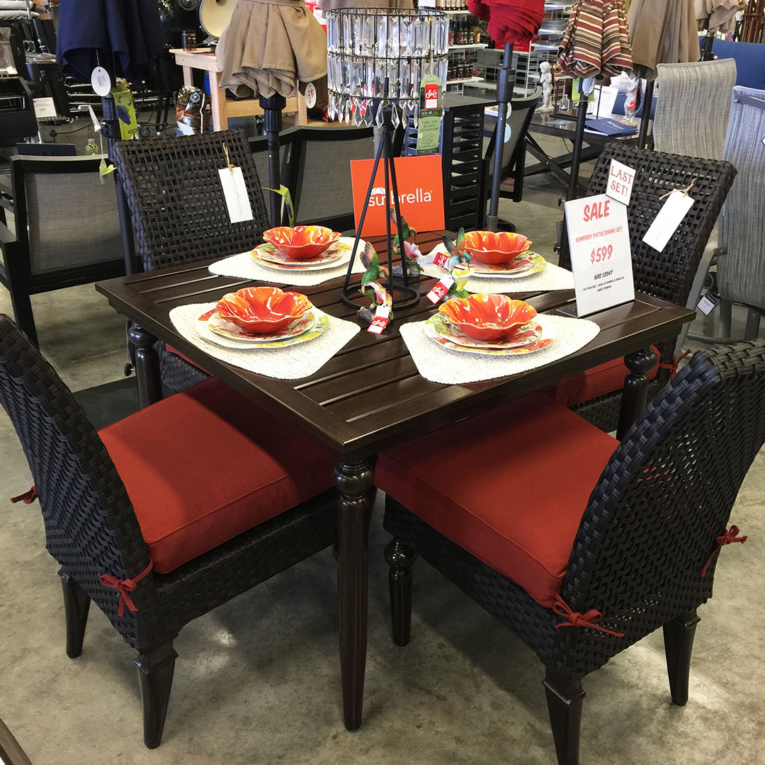 Somerby Patio Dining Set