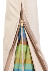 California Umbrella California Umbrella 11' Umbrella Cover With  Beige  Fabric