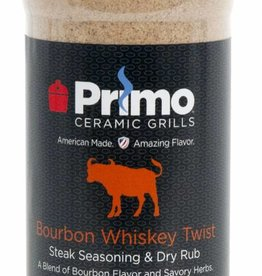 Primo Ceramic Grills Primo Bourbon Whiskey Twist Steak Seasoning and Rub
