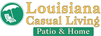 Louisiana Casual Living Patio and Home | Shop Outdoor Decor,  Outdoor Furniture, Grills and Grilling Accessories
