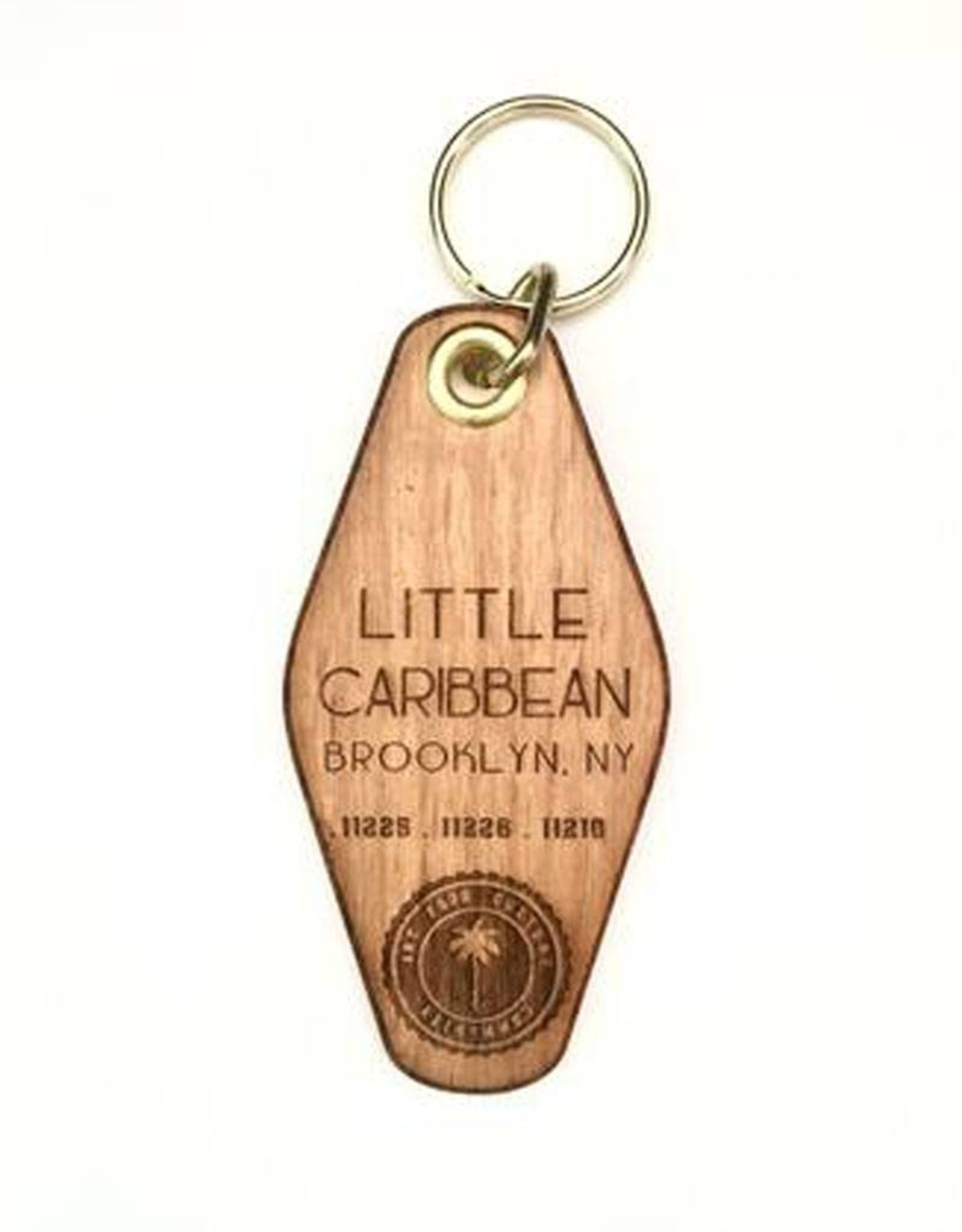 Little Caribbean Keychains