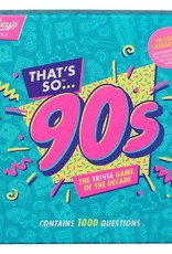That's So 90's Game