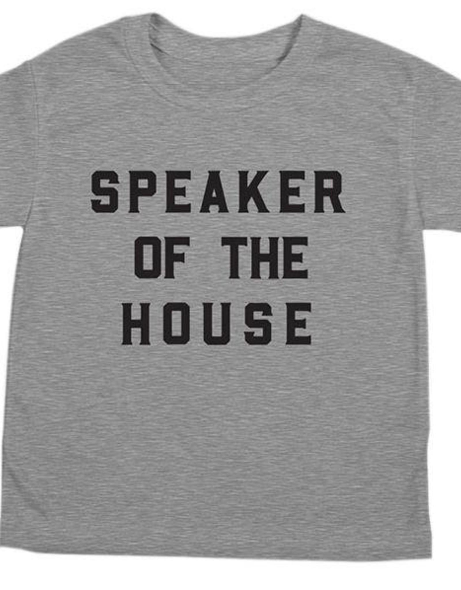 Love Bubby Speaker of the House