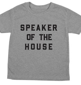 Love Bubby Speaker of the House