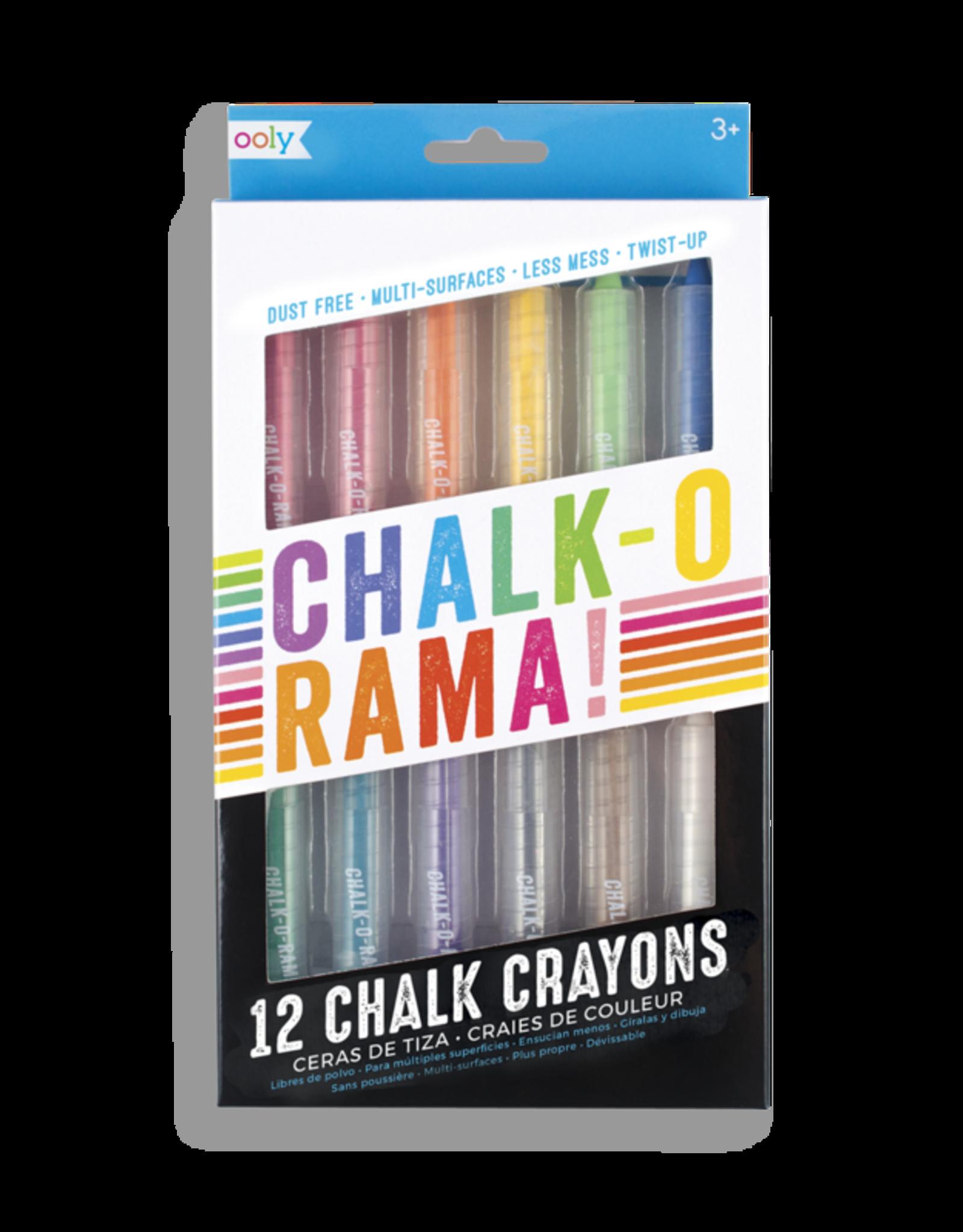 Chalk -O-Rama dustless chalk sticks