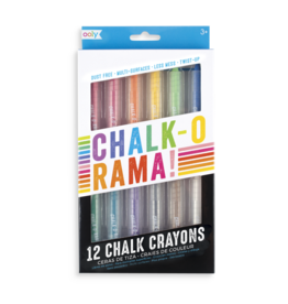 Ooly DBA International Arrivals Chalk -O-Rama dustless chalk sticks